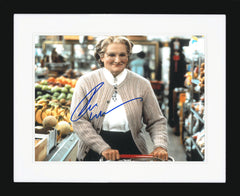 "Robin Williams 10 x 8"" Signed Photograph"