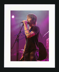 "James Blunt 8 x 10"" Signed Photograph"