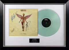 Nirvana Signed Album