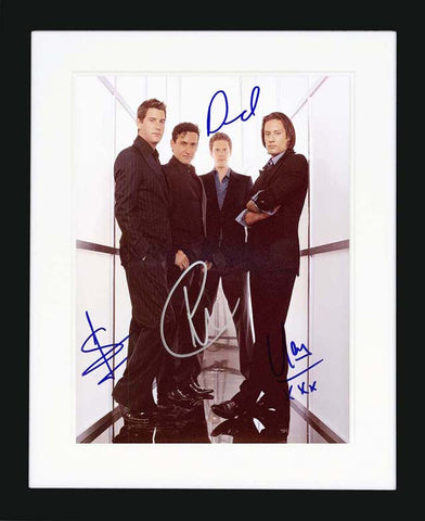 "Il Divo 8 x 10"" Signed Photograph"