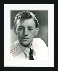 Alec Guinness Signed Photograph