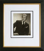 "Claude Rains 5 x 7"" Signed Photograph"