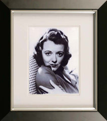 Janet Gaynor Signed Vintage Photograph