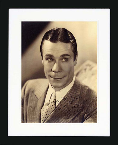 Joe E Brown Signed Vintage Photograph