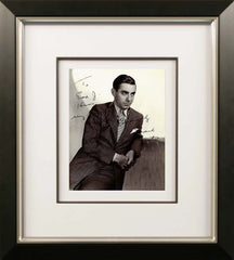 Eddie Cantor Vintage Signed Photograph