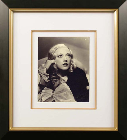 Marion Davies Signed Vintage Photograph