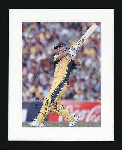 "Ricky Ponting 8 x 10"" Signed Photograph"