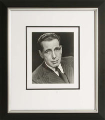 "Humphrey Bogart 8 x 10"" Signed Photograph"