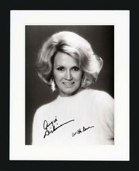 Angie Dickinson Signed Photograph