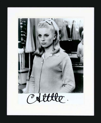 "Catherine Deneuve 8 x 10"" Signed Photograph"