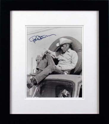 "Paul Newman 8 x 10"" Signed Photograph"