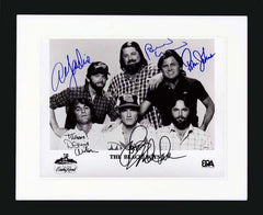 "Beach Boys 10 x 8"" Signed Photograph"