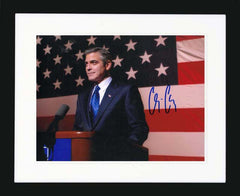 "George Clooney 10 x 8"" Signed Photograph"