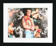 "Ricky Hatton 24 x 20"" Signed Photograph"