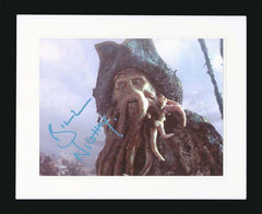 "Bill Nighy 10 x 8"" Signed Photograph"