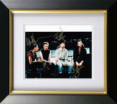 "U2 Fully Signed 10 x 8"" Photograph"