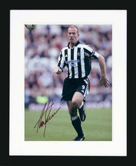 "Alan Shearer 8 x 10"" Signed Photograph"