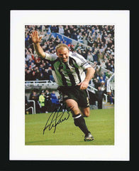 "Alan Shearer 8 x 12"" Signed Photograph"