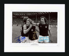 West Ham FA Cup Winners 1975 Signed photograph