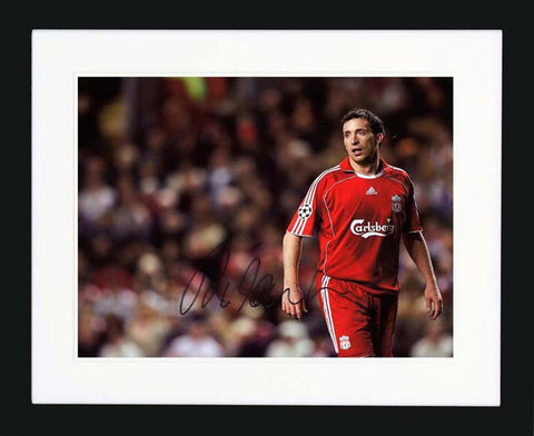 "Robbie Fowler 10 x 8"" Signed Photograph"