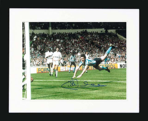 "Keith Houchen 12 x 8"" Signed Photograph"