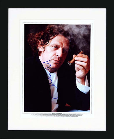 "Marco Pierre White 12 x 16"" Signed Photograph"