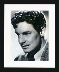 Robert Donat Vintage Signed Photograph