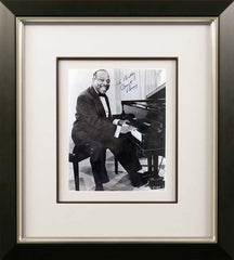 "Count Basie 8 x 10"" Signed Photograph"