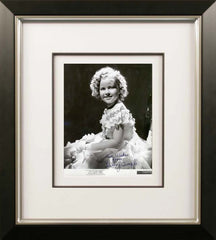 Shirley Temple Signed Vintage Photograph