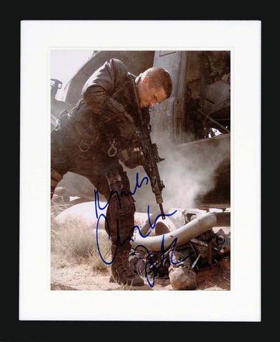 "Christian Bale 8 x 10"" Signed Photograph"