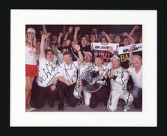 "Brawn Team multi signed14 x 11"" Photo"