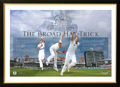 Stuart Broad Limited Edition Print