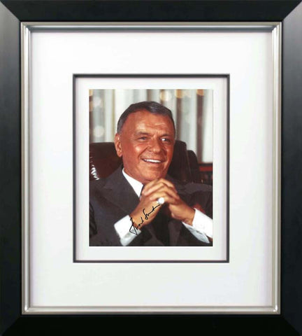 "Frank Sinatra 8 x 10"" Signed Photograph"