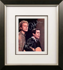 Paul Simon and Art Garfukel Signed Photograph