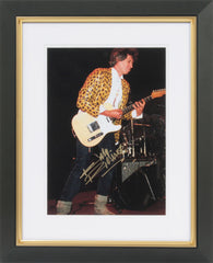 "Keith Richards 10 x 14"" Signed Photograph"