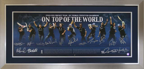 England ICC World Twenty20 Champions 2010