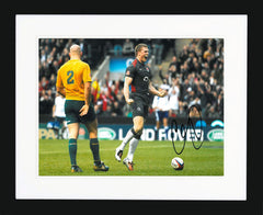 "Chris Ashton 12 x 8"" Signed Photograph"