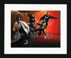 "Black Eyed Peas 14 x 11"" Signed Photograph"