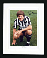"Peter Beardsley 12 x 16"" Signed Photograph"