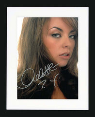 "Charlotte Church 8 x 10"" Signed Photgraph"