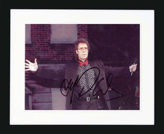 "Cliff Richard 8 x 10"" Signed Photograph"