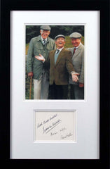 Last of the Summer Wine Original Signatures