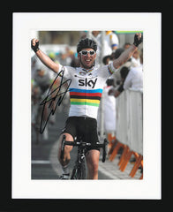 "Mark Cavendish 8 x 10"" Signed Photograph"