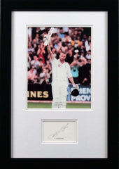 Andrew Flintoff Original Signature