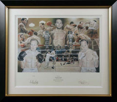 Sir Henry Cooper By Stephen Doig
