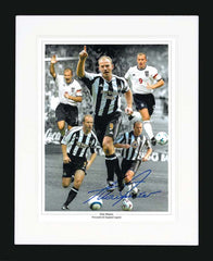 "Alan Shearer 9 x 12"" Signed Photograph"