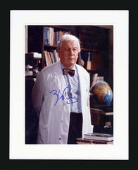 "Peter Ustinov 8 x 10"" Signed Photograph"
