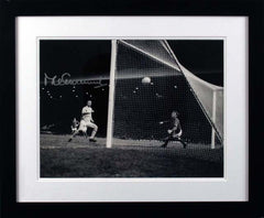 "Mike Summerbee 16 x 12"" Signed Photograph"