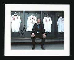 "Roy Hodgson 12 x 8"" Signed Photograph"