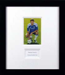 "Branislav Ivanovic 4 x 6"" Signed Photograph"